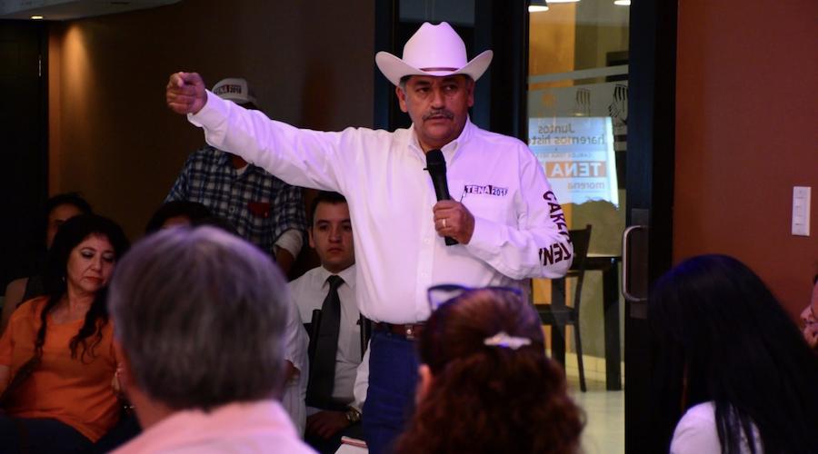 #Cuauhtémoc | Carlos Tena no presenta lesion cerebral