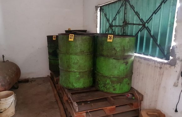 Nacional | Incautan mas de 6000 litros de hidrocarburo robado en Veracruz