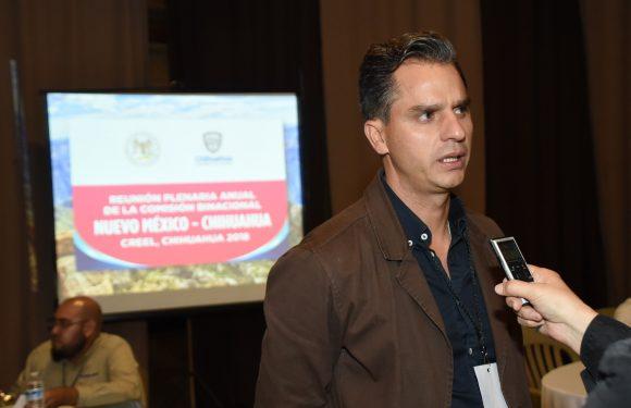INICIAN TRABAJOS DE LA REUNIÓN BINACIONAL  CHIHUAHUA-NUEVO MÉXICO EN CREEL