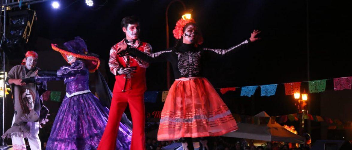Juarez | Acuden miles a celebración del Festival Tradiciones de Vida y Muerte