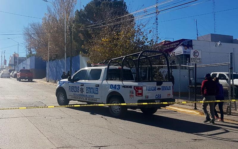 #Cuauhtémoc | Un hombre sin vida y una mujer herida