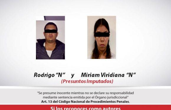 Jalisco | Detienen a pareja por asesinar a menor de edad