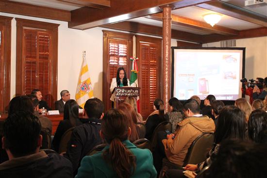 Lanza municipio de Chihuahua aplicacion MIA para beneficio de las mujeres