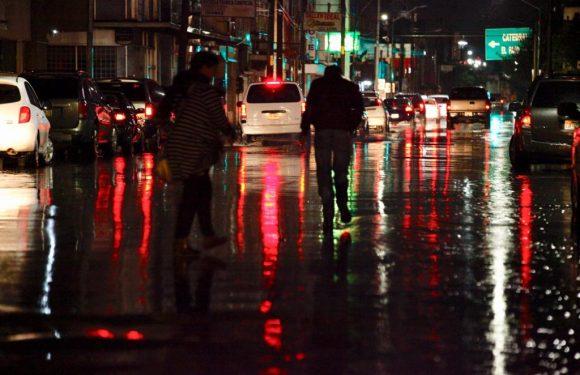 Juarez | Emiten alerta por lluvias y bajas temperaturas