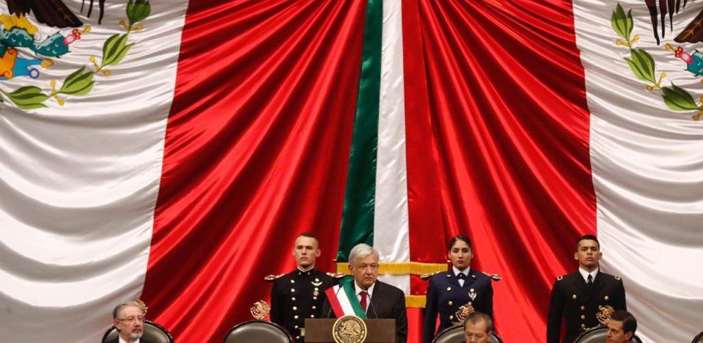 Nacional | Ride protesta AMLO como presidente de México
