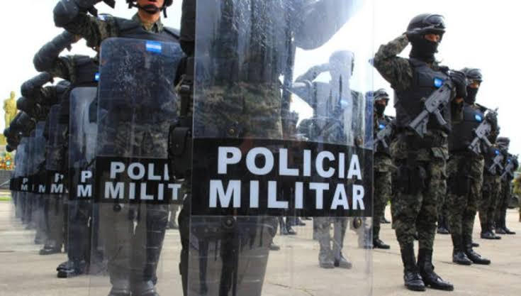 Cuauhtemoc | Llega la policia militar a Cuauhtemoc