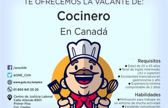 Ofrecen vacantes de empleo en Canada, Estados Unidos y Alemania