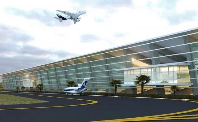 Santa Lucía será para vuelos internacionales y el AICM para locales