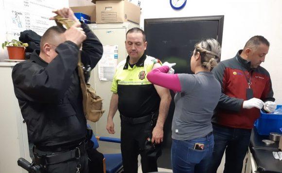 Juarez | Se han aplicado mil 300 vacunas de influenza en campaña de la Dirección de Salud