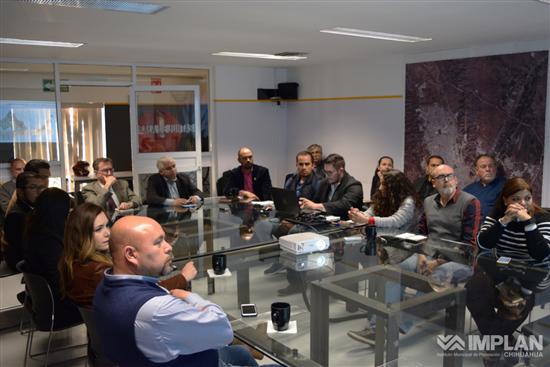 Inicia IMPLAN elaboración del nuevo Plan de Desarrollo Urbano de la Ciudad