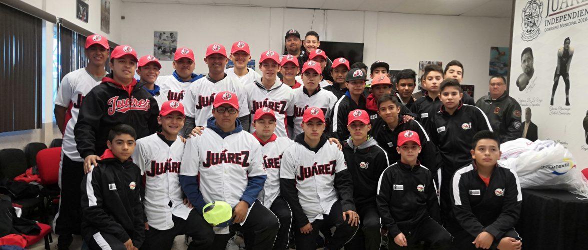 Juárez | Representativos de Ciudad Juárez salen rumbo a la Olimpiada Estatal