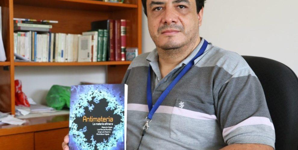 Explican de manera comprensible la antimateria, la materia efímera