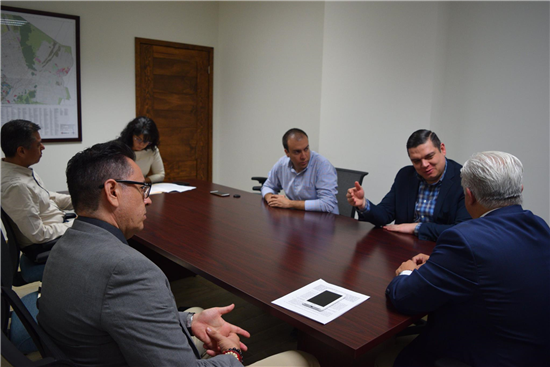 Firma IMPLAN Chihuahua convenio de colaboración con el Registro Público de la Propiedad y del Notariado