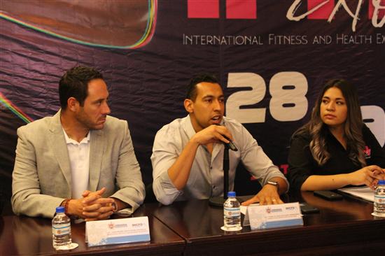 Chihuahua | Invita Gobierno Municipal a participar en la primera expo internacional de Fitness y Salud