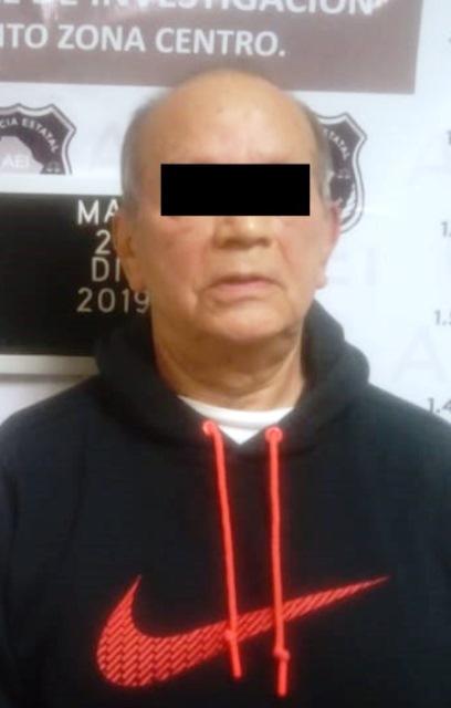 Detienen a Raymundo Romero, ex secretario general de gobierno con Cesar Duarte