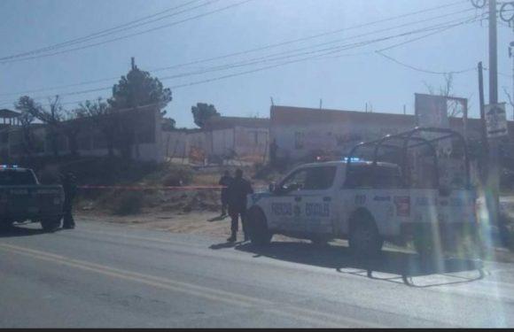 Juaréz  Macabro hallazgo: dejan cabeza humana sobre palo en Juárez