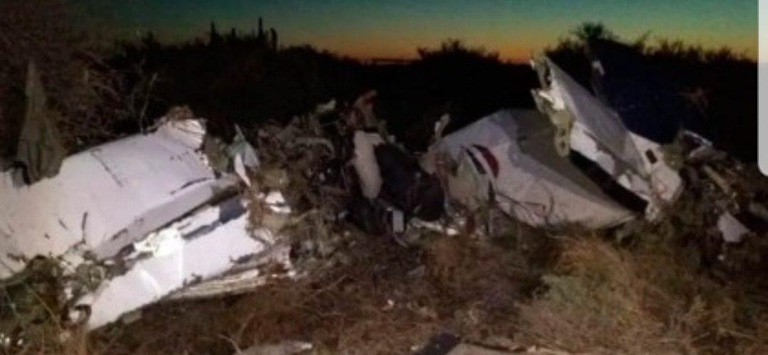 Ubican sin vida a pasajeros de avioneta de Calafia