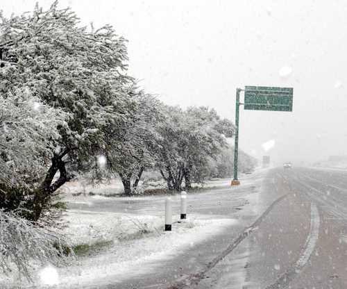 Frente frío 27 mantendrá temperaturas bajo cero