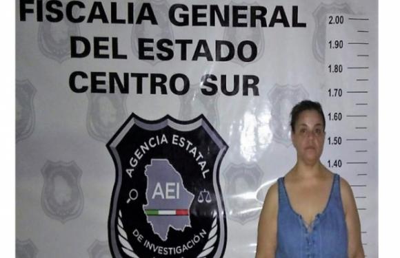 Sentencia de 35 años de cárcel para mujer por el delito de extorsión