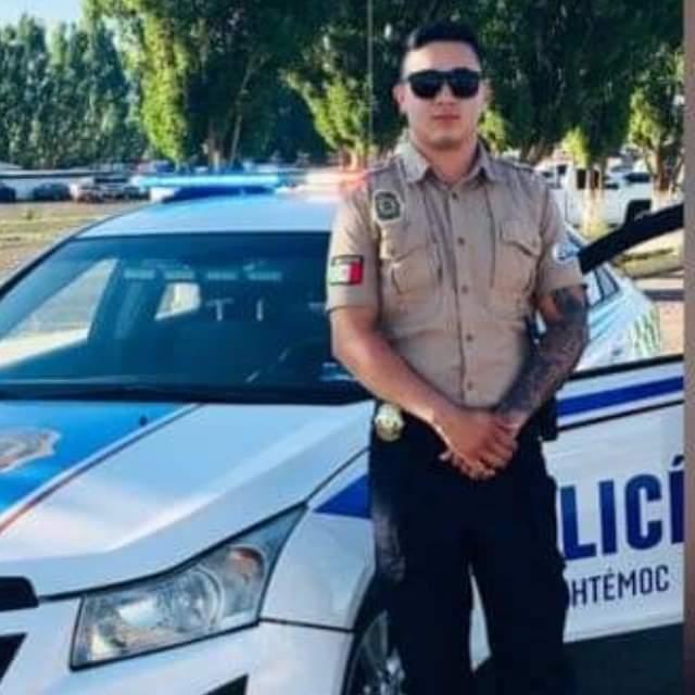 «#Cuahtémoc   Identifican a dos oficiales de vialidad que murieron en ataque a balazos»
