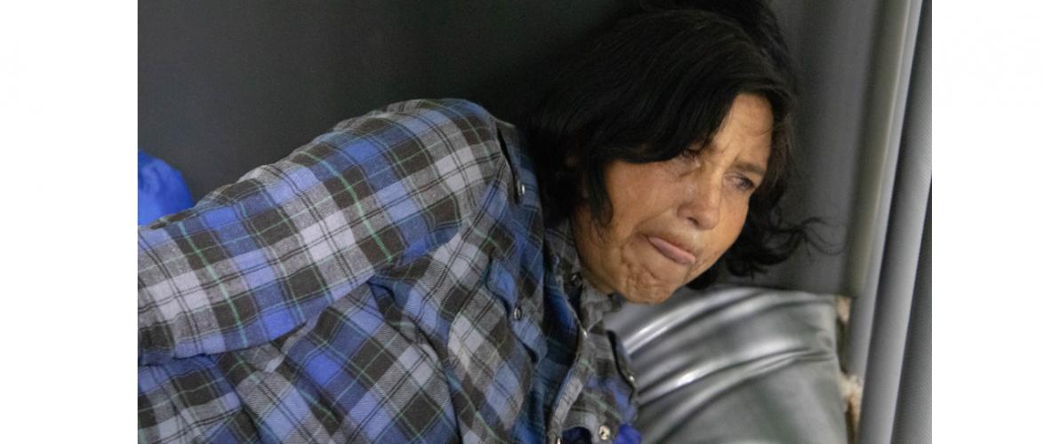 #Chihuahua   Solicitan apoyo para localizar a familiares de mujer que fue localizada en via publica