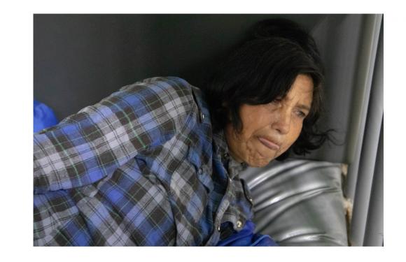 #Chihuahua | Solicitan apoyo para localizar a familiares de mujer que fue localizada en via publica