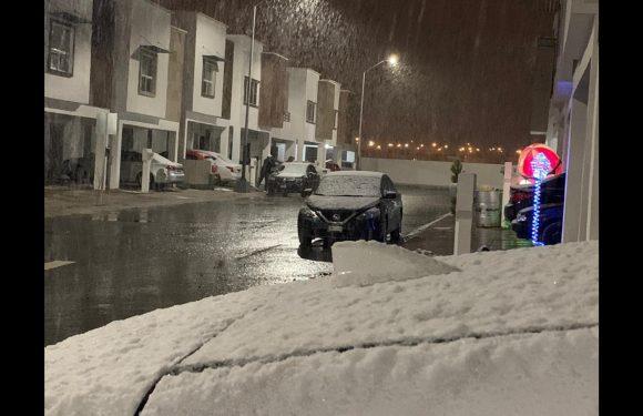 Intensificará CES patrullajes preventivos en 17 avenidas por posible congelamiento de la carpeta asfáltica