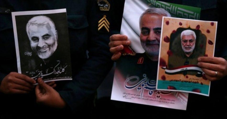 Acusa EU a general de Irán de planear ataque con los zetas