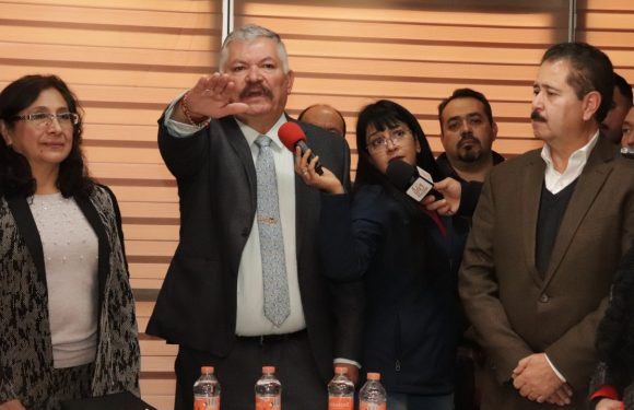#Cuauhtémoc | Asume presidencia municipal Romeo Antonio Morales