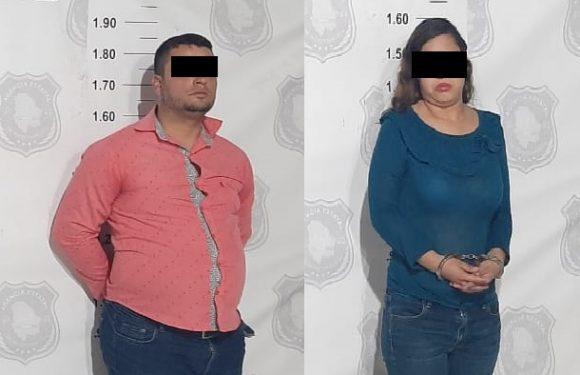#Delicias | Detienen a pareja por extorsionar a su vecinoa