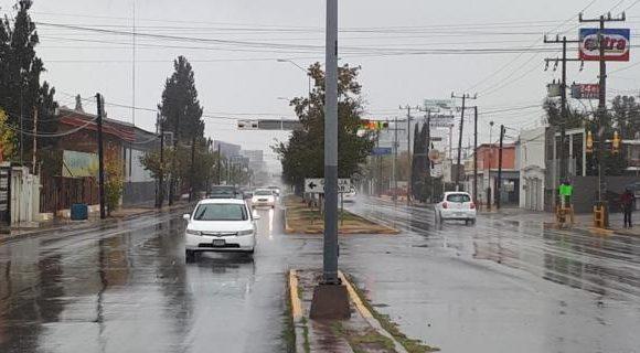 #Chihuahua | Se esperan nublados y lluvias en la semana
