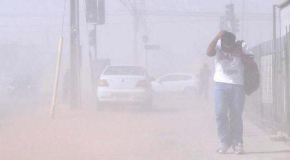 Emite Protección Civil aviso preventivo por vientos en el estado