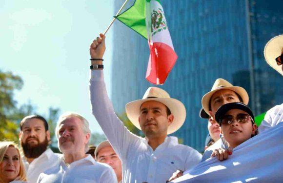 Nacional | El Presidente López Obrador debe escuchar y, sobre todo, atender el clamor de la Caravana por la Paz: Marko Cortés