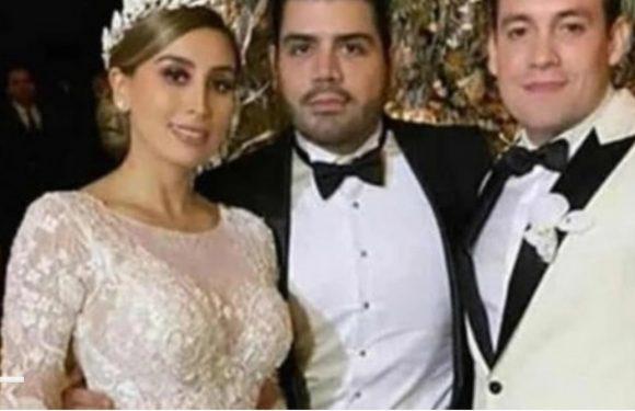 Así fue la boda de la hija del 'Chapo' Guzmán en Cualiacán