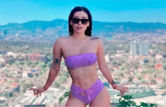 Brenda Zambrano impacta con abdomen de acero