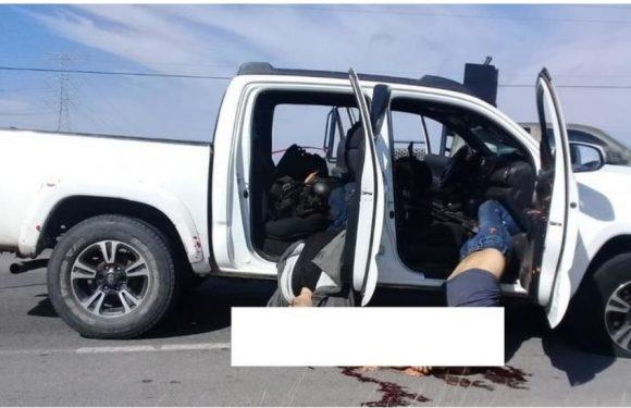 Militares se defienden de ataque armado y abaten a cuatro sicarios.