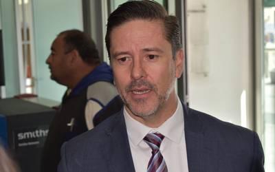 #Chihuahua | Detienen al magistrado Jorge Ramirez