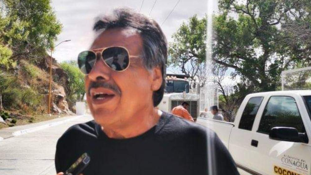 Tamaulipas sigue terco, que cuiden el agua al estilo Chihuahua: José Ramírez.