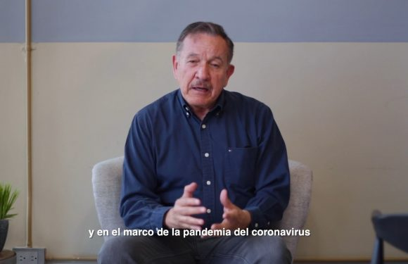 #Chihuahua | Victor Quintana Silveyra mensaje por el dia del agua
