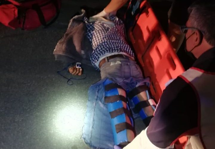 #Cuauhtémoc | Lo atropellan y muere frente a las maquiladoras