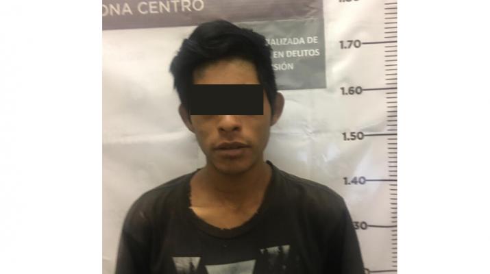 #Chihuahua | Lo detienen por secuestro en colonia Vistas Cerro Grande