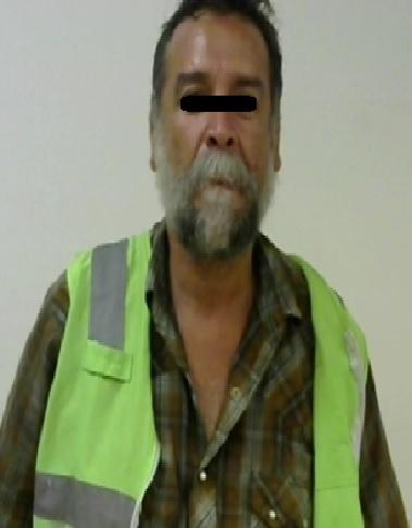 #Juarez   Ato de pies y manos a su propio padre para robarle dinero