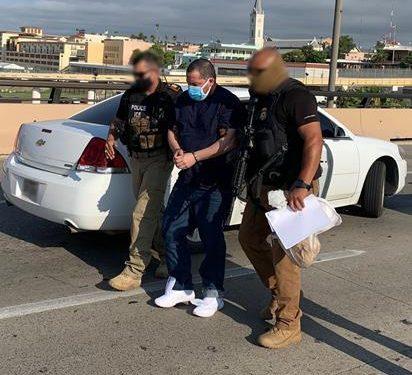 Abuso de su hijastra de 3 años, lo detienen en El Paso, Texas