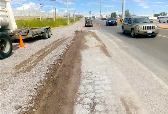 #Chihuahua | Atiende Gobierno Municipal avenidas con retiro de material arrastrado por lluvias