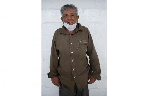 #Chihuahua   Piden ayuda para localizar a familiares de adulto mayor