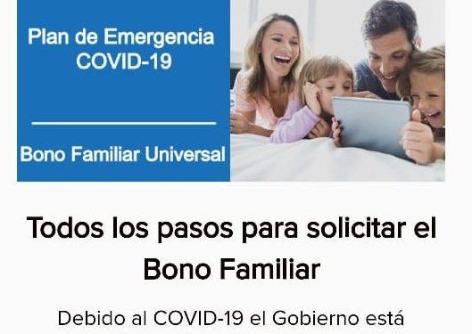Alerta Fiscalia del estado sobre fraude de supuesto «bono familiar»