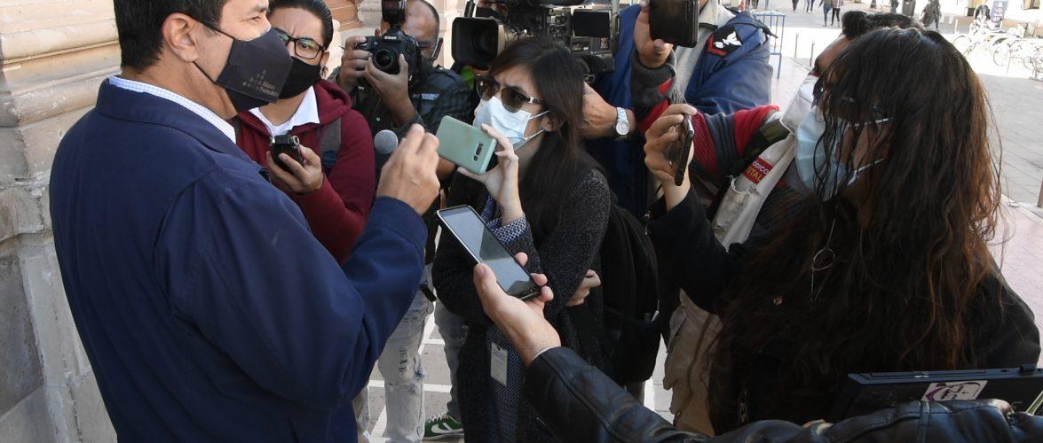 Llama Gobernador a pasar un diciembre tranquilo para mantener control de la pandemia