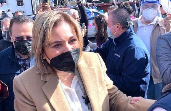 En medio de un escandalo de corrupción, Maru Campos oficializa su campaña