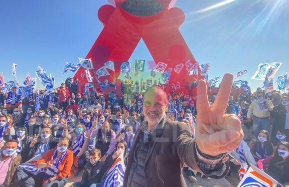 Gran cierre de Madero en Juárez, garantiza victoria y unidad