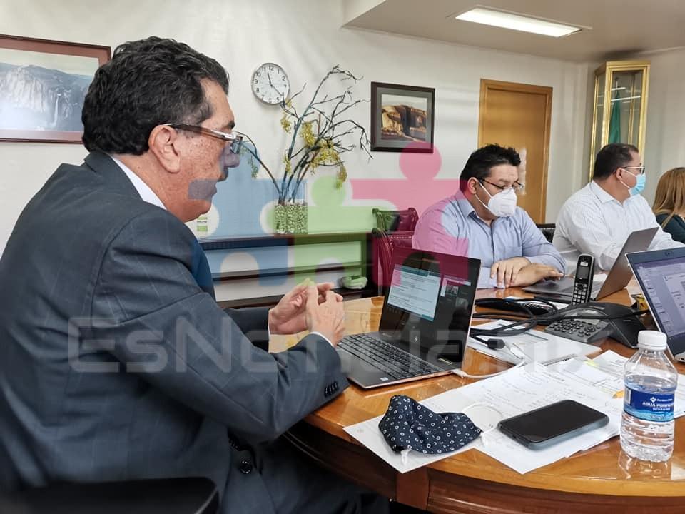 Esta es la información que compartió Fuentes Vélez a los diputados: 19 MMDP y créditos liquidados